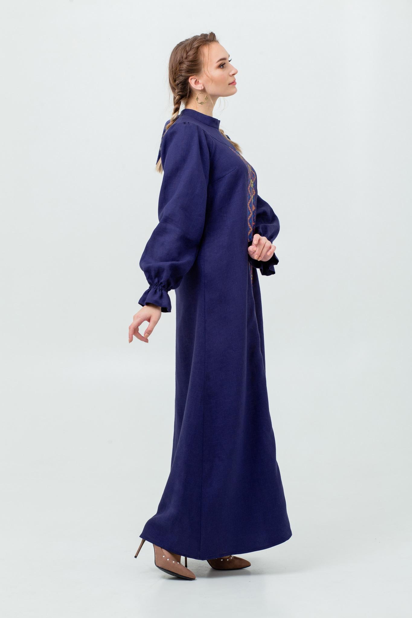 Одежда из льна женская