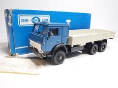 KAMAZ-53212 blue-gray Elecon 1:43