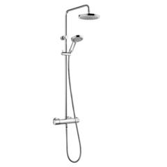 Душевая система внешнего монтажа Kludi Dual Shower System A-qa 6609505-00 фото