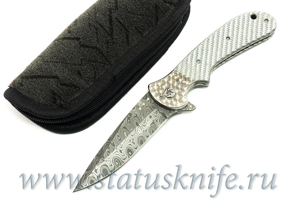 Нож Crawford Dressed Flipper - 8 Diamond - фотография