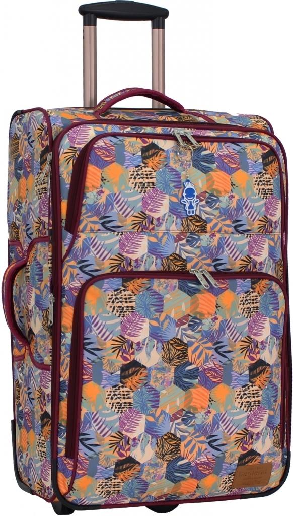 Дорожные чемоданы Чемодан Bagland Леон большой дизайн 70 л. сублімація 281 (0037666274) edf22bf82c37b76099d0beaaca760293.JPG