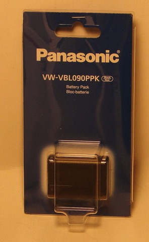 Panasonic VW-VBL090