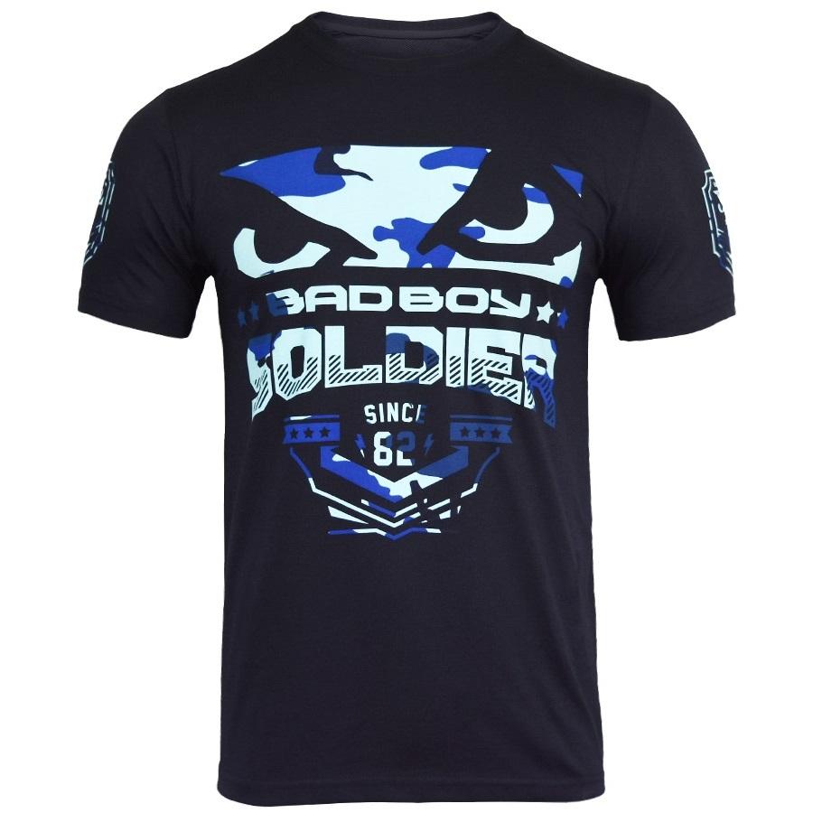 Футболки Футболка Bad Boy Soldier 2.0 T-shirt-Blue Футболка_Bad_Boy_Soldier_2.0_T-shirt-Blue.jpg