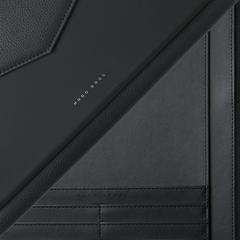 Папка A4 Hugo Boss Sophisticated Black