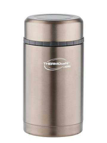 Термос для еды Thermocafe by Thermos VC-420 (0,42 литра), серый