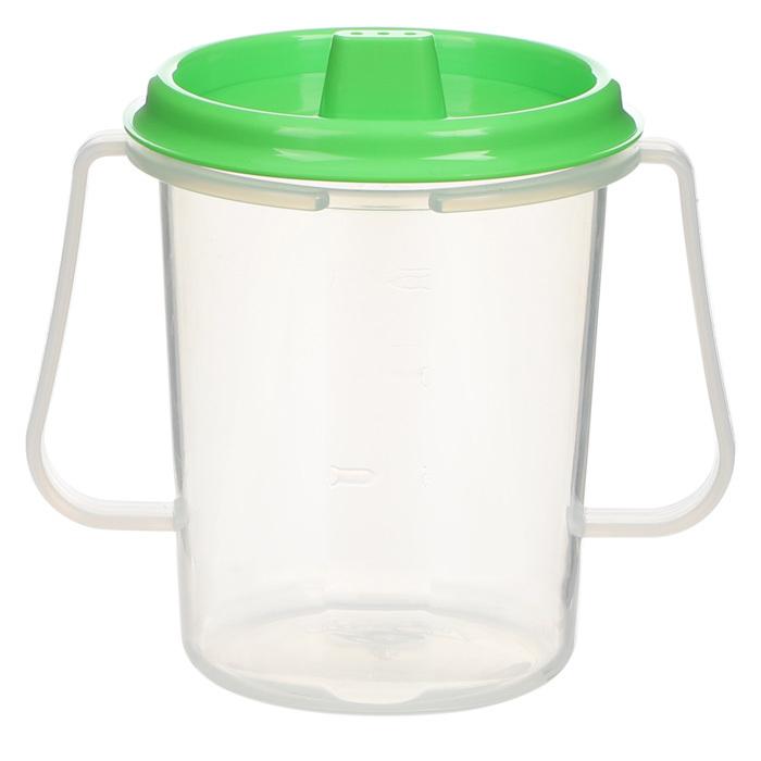 """Бутылочка детская Sistema""""Hydrate"""" 250 мл, цвет Зеленый"""
