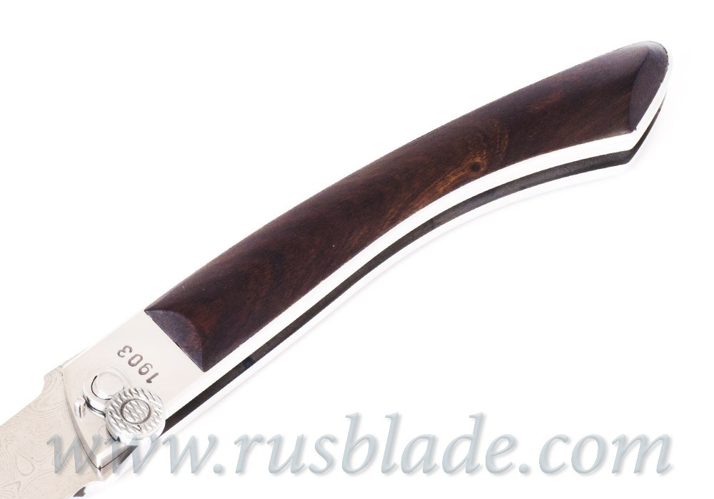 Custom Urakov Al Capone Folding knife - фотография