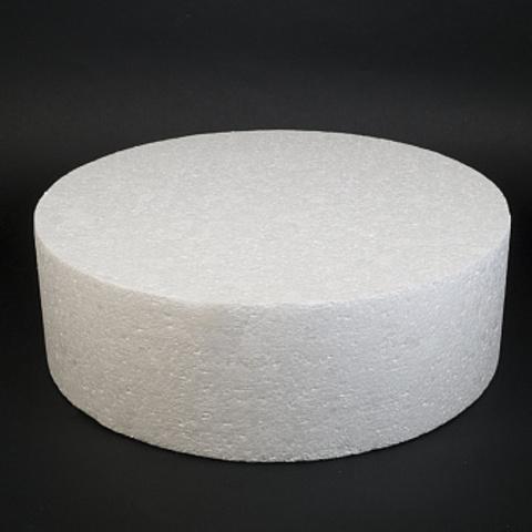 Фальш ярус для торта, круг 40см, высота 10см