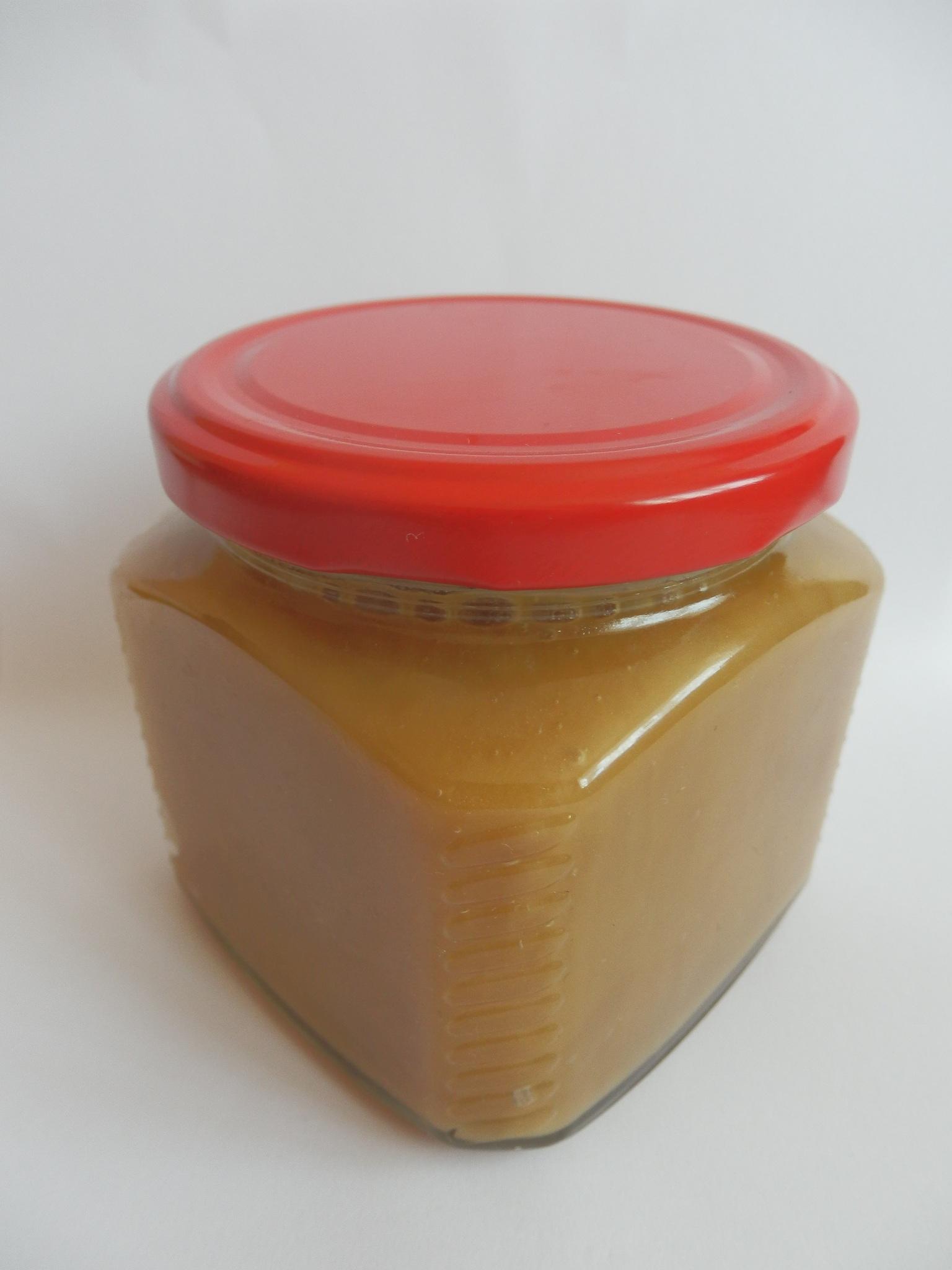 мед цветочно-гречишный фото1