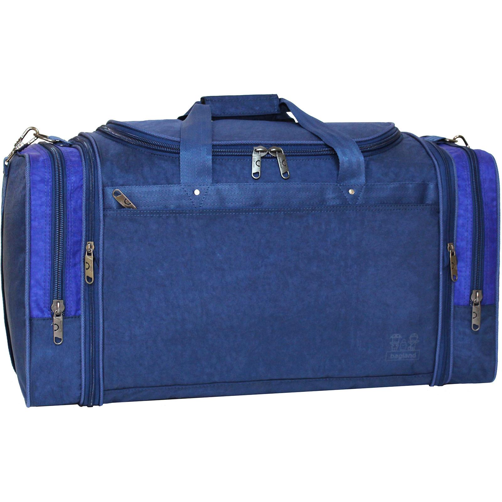 Дорожные сумки Спортивная сумка Bagland Мюнхен 59 л. Синий/электрик (0032570) IMG_1297_32570_.JPG