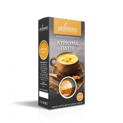 Polezzno чай куркума Latte 200 г