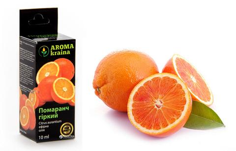 Масло горького апельсина Aroma Kraina, 10 мл.
