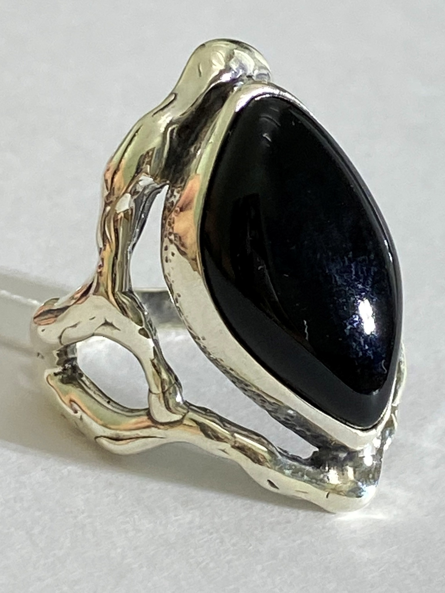 Лигурия (кольцо из серебра)