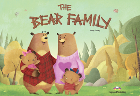 The Bear Family - Big Story Book