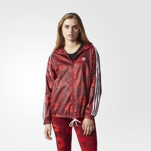 Ветровка женская adidas ORIGINALS  WINDBREAKER