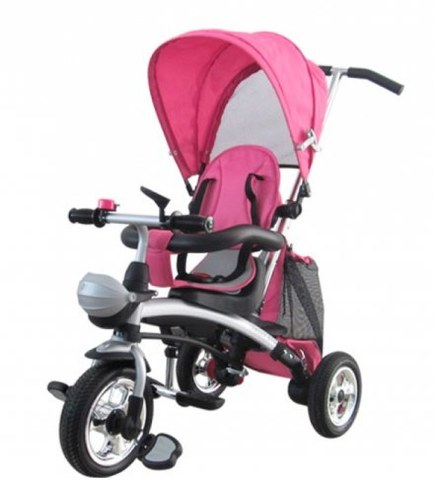 Беговел Sweet Baby Mega Lexus Trike Pink