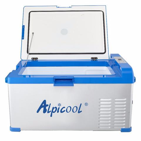 Компрессорный автохолодильник Alpicool ABS-25 (12V/24V/220V, 25л)