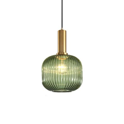 Подвесной светильник Iris B by Light Room (зеленый)