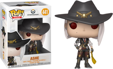 Ashe Overwatch Funko Pop! Vinyl Figure || Эш