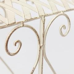Цветочница Secret de Maison CARRIAGE (mod. PL08--6954) металл,  Античный белый (Antique White)