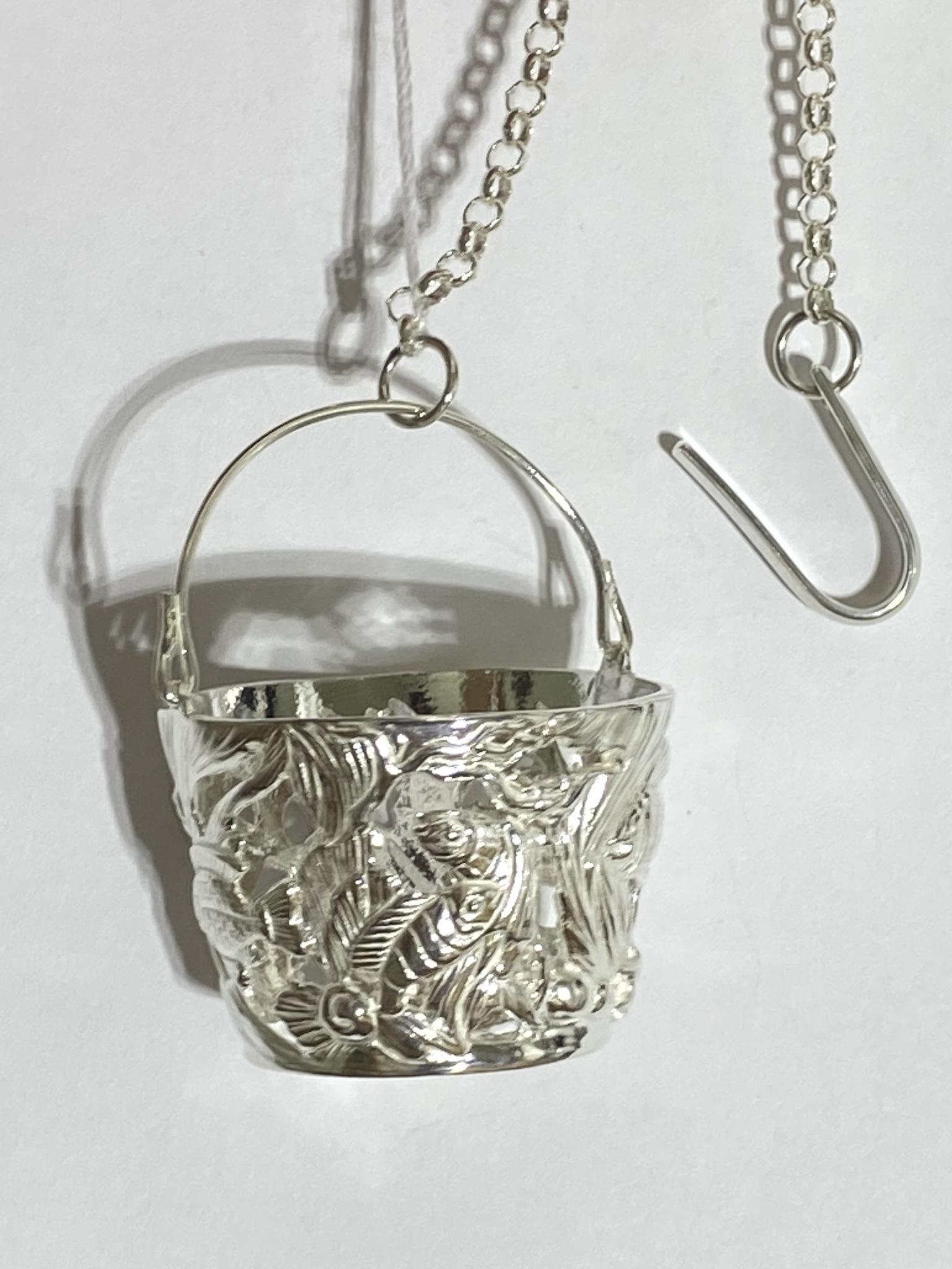 Ведро (ионизатор из серебра)