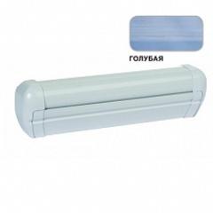 Маркиза настенная с эл.приводом DOMETIC Premium DA2040,цв.корп.-белый, ткани-голубой, Ш=4м