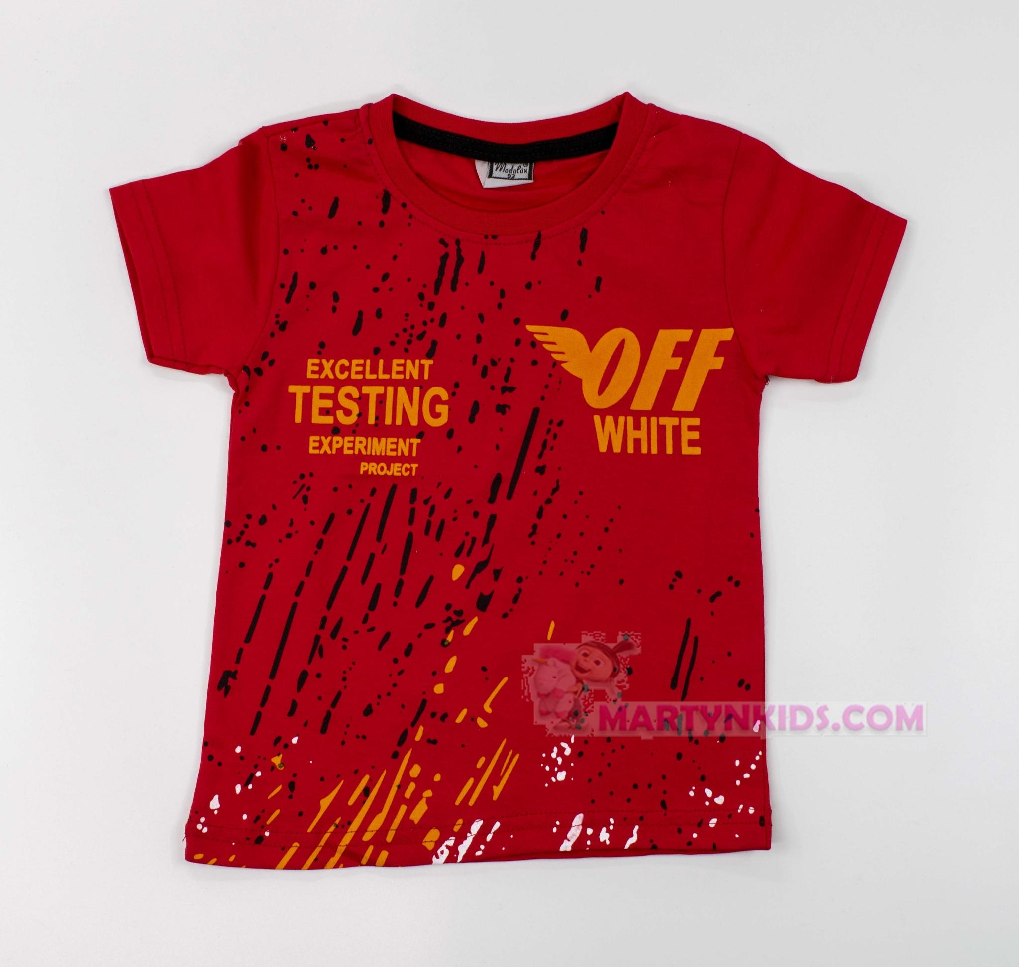 3516  футболка OFF