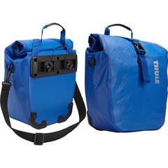 Велосипедные сумки на багажник Thule Shield Pannier Small синие