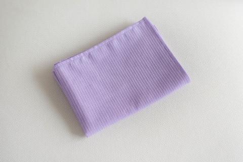 Полотенце вафельное без рисунка (Сирень)
