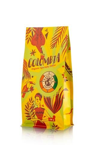 Колумбия ТС Кофе в зернах Арабика (упаковка 250 гр)