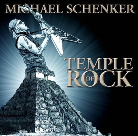 Inakustik CD, Schenker Michael: Temple of Rock, 0169103