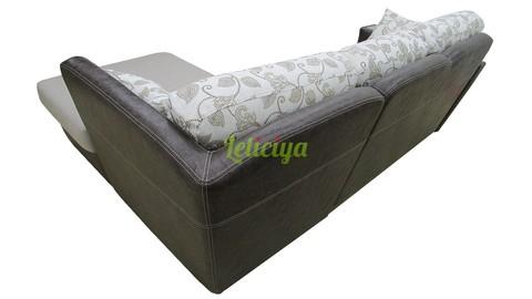 Угловой диван Престиж 6