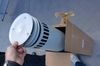 Газовый конвектор напольный H7 FLOOR1 7 кВт (MIRA HEATING)