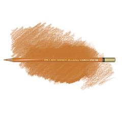 Карандаш художественный акварельный MONDELUZ, цвет 126 апельсиновый
