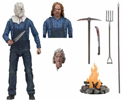 Фигурка Джейсона — Neca Friday the 13th  Ultimate Part 2 Jason (18 см)