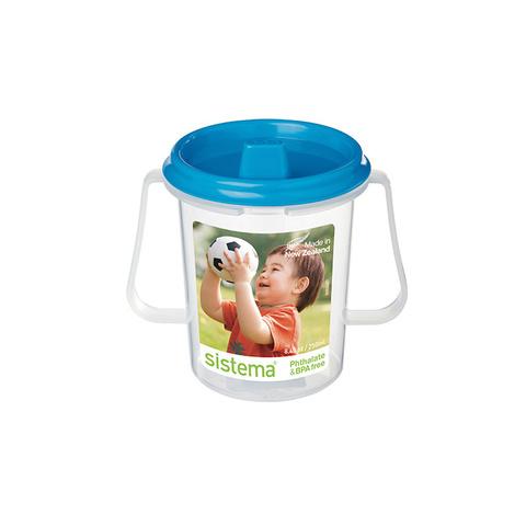 Детская чашка с носиком Hydrate 250 мл, артикул 67, производитель - Sistema