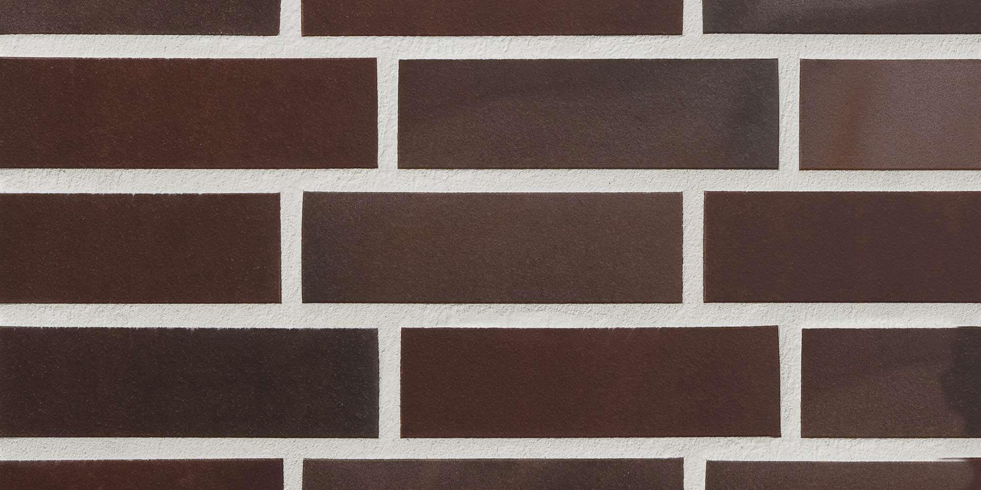 Stroeher - 825 sherry, Keravette shine, glasiert, глазурованная, гладкая, 240x52x8 - Клинкерная плитка для фасада и внутренней отделки
