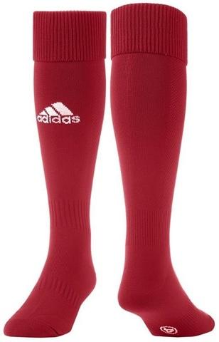 Гетры футбольные Adidas Milano e19298 красные