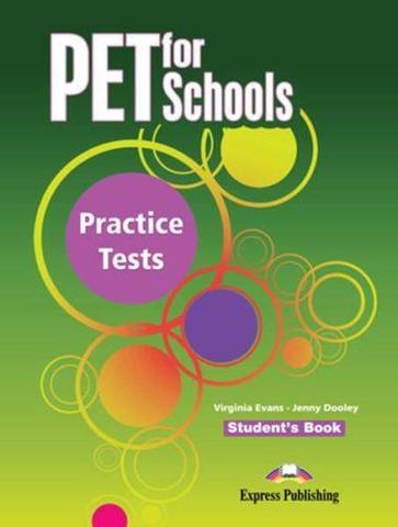 PET for Schools Practice Tests. Student's Book. Учебник + (аудио бесплатно)
