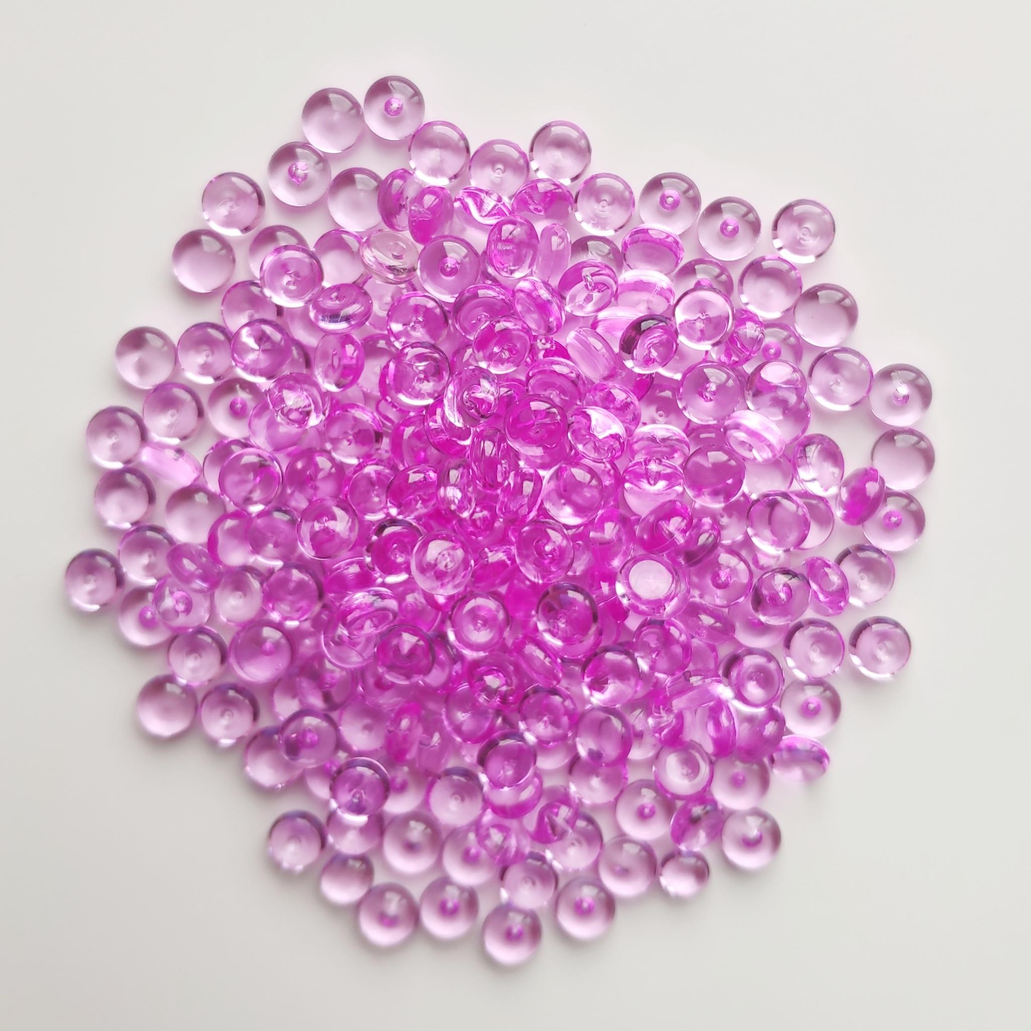 Фишболы для слайма гранулят фиолетовый