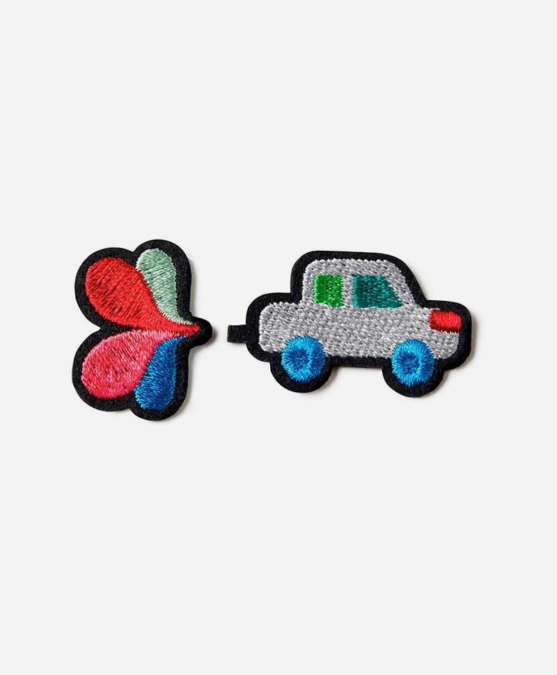 Патч-Заплатка  Auto Fleur