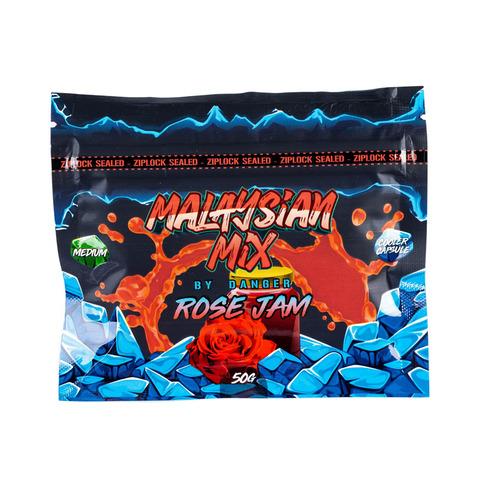 Кальянная Смесь Malaysian Mix 50 г Rose Jam (Розовое Варенье)