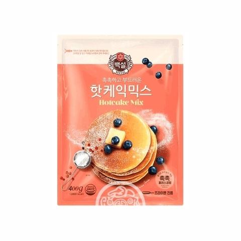 Сухая смесь для изготовления панкейков Pancake Mix 400гр CJ Corp Корея