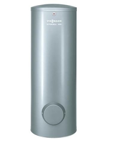 Бойлер Viessmann Vitocell 100-V тип CVA 160 л серебро, 3003702