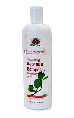 Укрепляющий кондиционер Borapet для сухих и нормальных волос. Abhaibhubejhr (Абхай) 300 мл