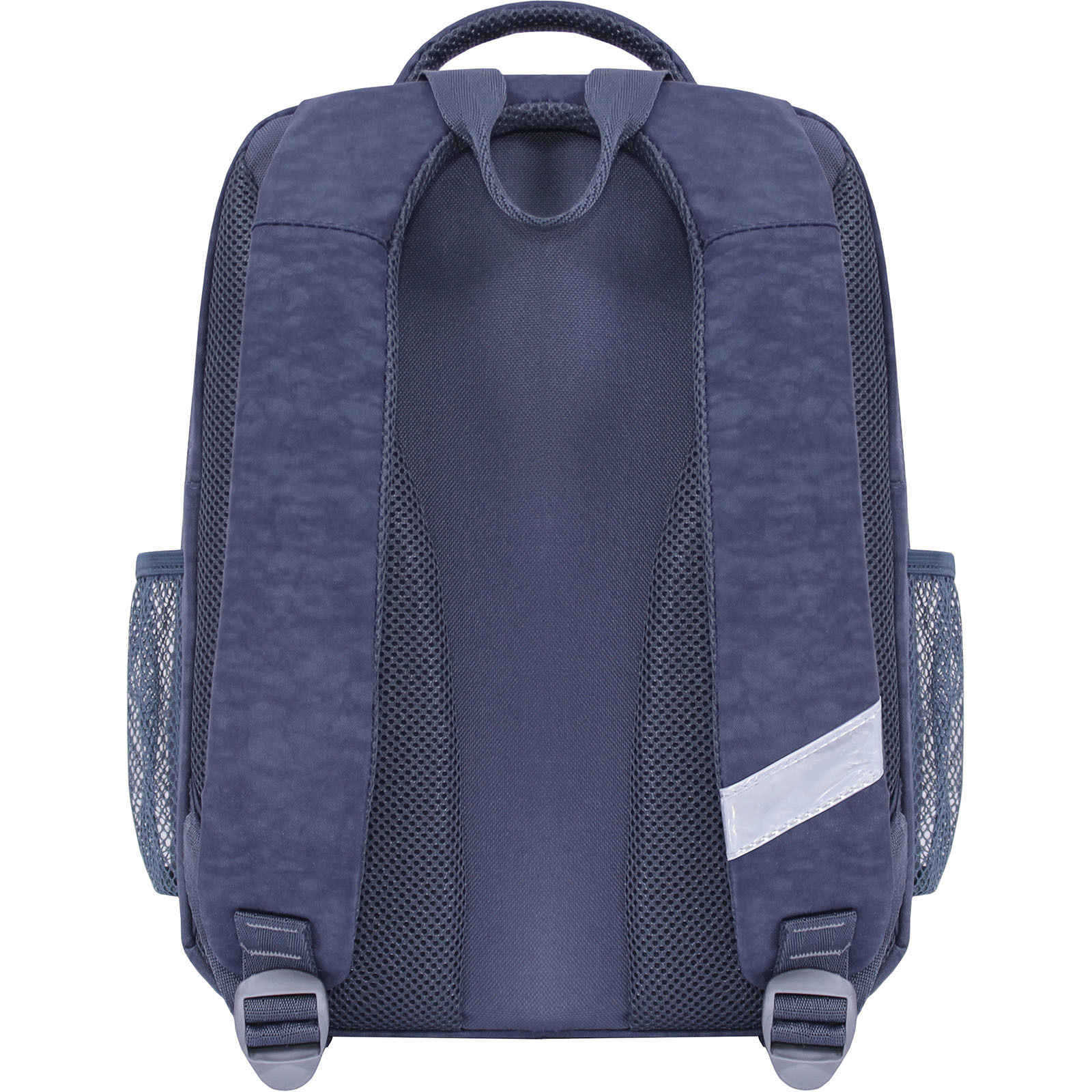 Рюкзак школьный Bagland Школьник 8 л. 321 серый 611 (0012870) фото 3