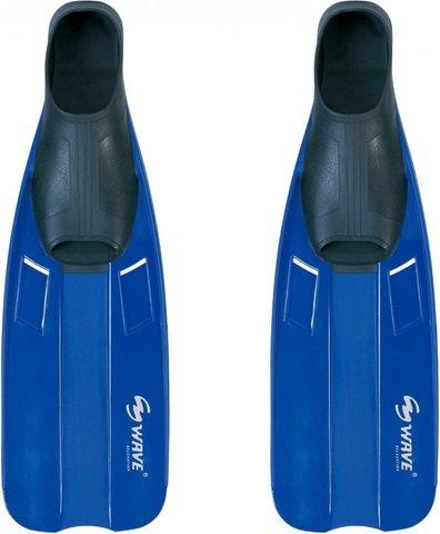 Ласты WAVE F-6835 синие (р.38-41)