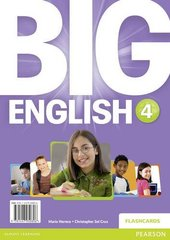Big English 4 Flashcards