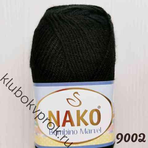 NAKO BAMBINO MARVEL 9002, Черный