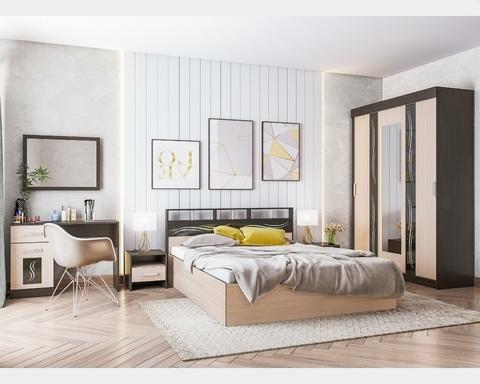 Спальня модульная ЭРИКА-7